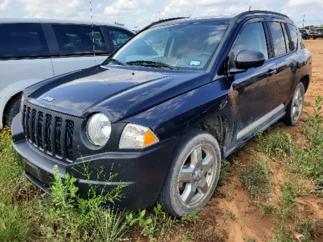Pre-Owned 2010 Jeep Compass Limited