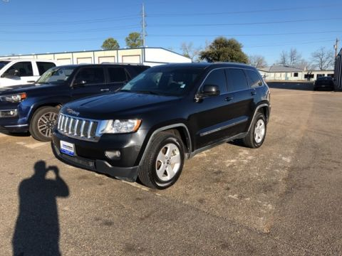 Pre-Owned 2012 Jeep Grand Cherokee Laredo RWD 4D Sport Utility