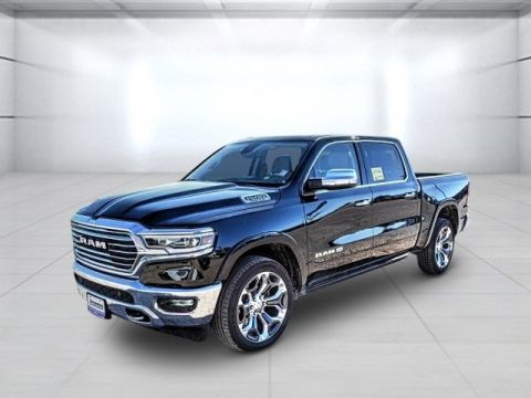 New 2019 RAM All-New 1500 Laramie Longhorn With Navigation