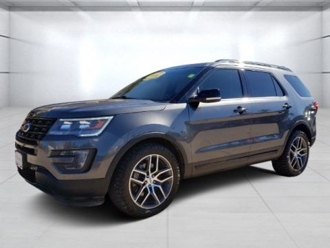 Pre-Owned 2016 Ford Explorer Sport AWD