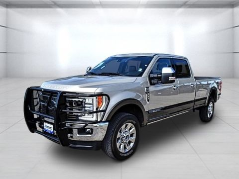2018 Ford F-350SD King Ranch