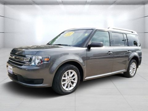 Pre-Owned 2016 Ford Flex SE FWD 4D Sport Utility