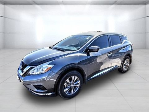 Pre-Owned 2017 Nissan Murano S FWD 4D Sport Utility